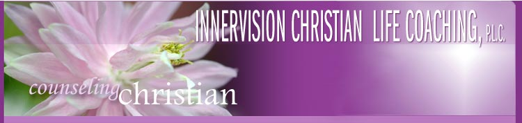 Innervision Christian Counseling :: Offering groups and professional counseling specializing in anxiety, marriage, parenting, divorce, anger management, substance abuse, and self esteem.